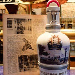 Historische Bierkrüge Ahlbeck