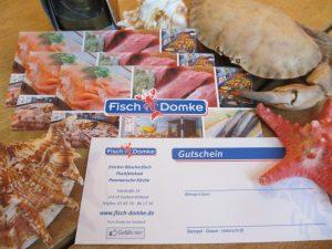 Fisch Domke Gutscheine