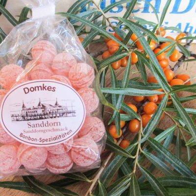 Domkes Sanddorn Bonbons
