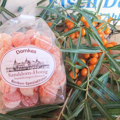 Domkes Sanddorn Honig Bonbons