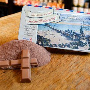 Original Usedomer Zartbitterschokolade