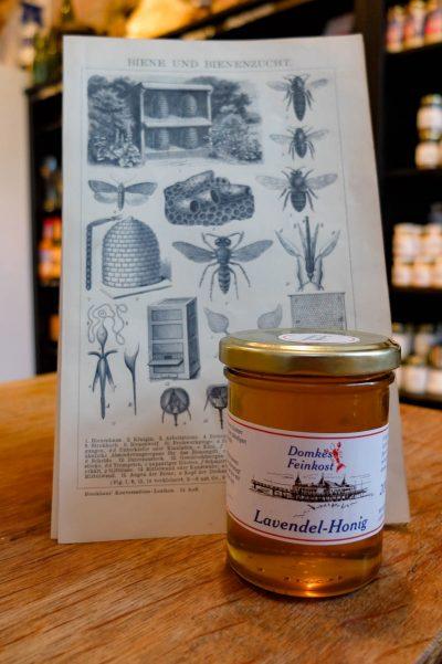 Lavendel Honig