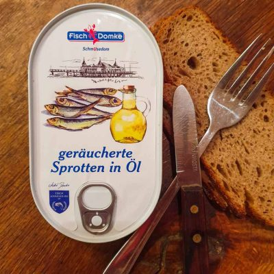 Sprotten in Öl