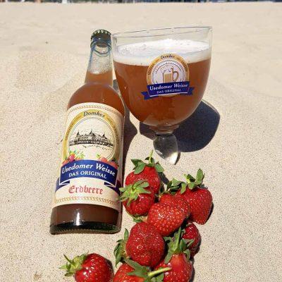 Usedomer Weisse Erdbeere